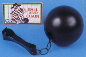 a-12255 ball and chain
