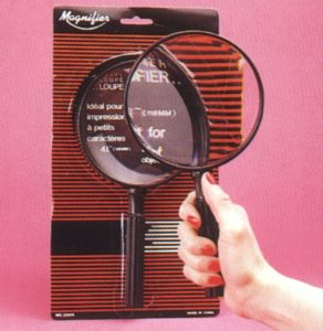 a-1465 magnifying glass