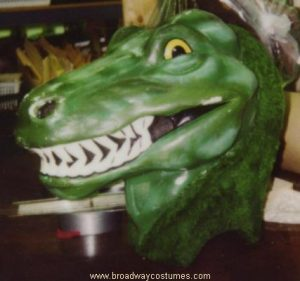 a0370 dinosaur head