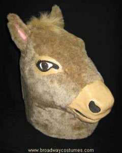 a0760 two-person horse head