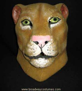 a0900 lioness head