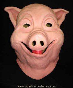 a2060 pig head