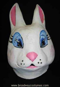 a2180 white rabbit head