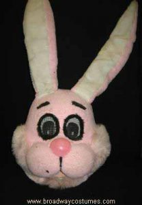 a2182 pink rabbit head