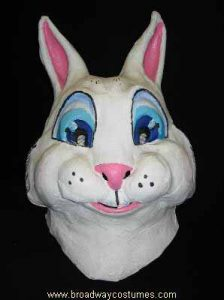a2280 male beatrix potter rabbit head
