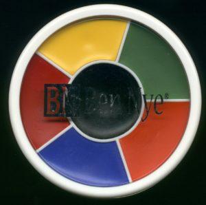 bn-rw creme color rainbow wheel