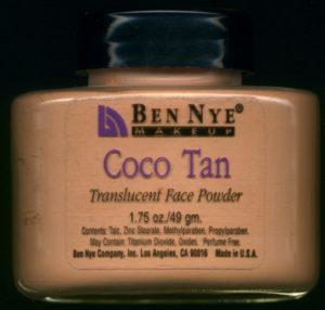 bn-tp-44 coco tan powder