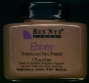 bn-tp-52 ebony powder