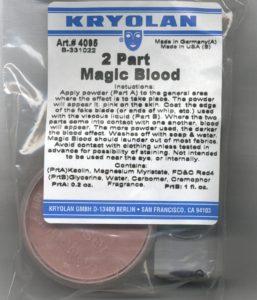 k-4095 magic blood