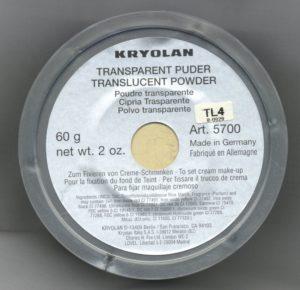 k-5700 powder