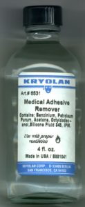 k-6531 medical adhesive remover