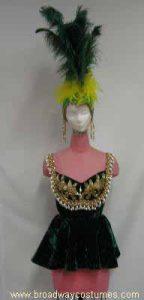 s0268 emerald showgirl