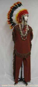 e4955a native american chief