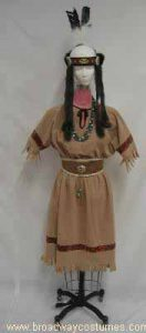 e4960 native american woman