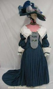 h1640 cavalier woman