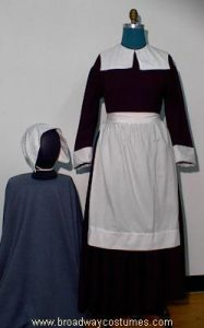 h1940 puritan woman version 1
