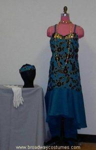 h3160 tango dress