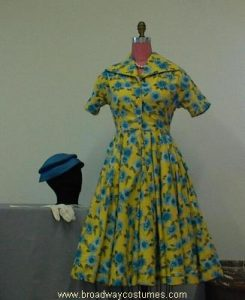 h3540 woman day dress