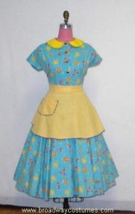 h3545 woman house dress