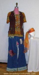 h3680w hippie woman