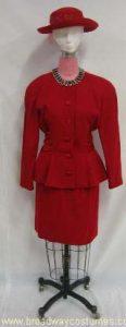 h3945 1990s woman suit